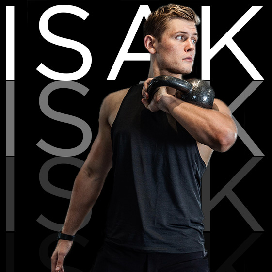 ISAK SPANJOL | Bootcamp Boss   He's young, he's experienced, and he's all heart. Find him teaching at Flywheel, Flybar, and training countless personal clients with passion. You can expect nothing but hard work and compassion from this young heart.
