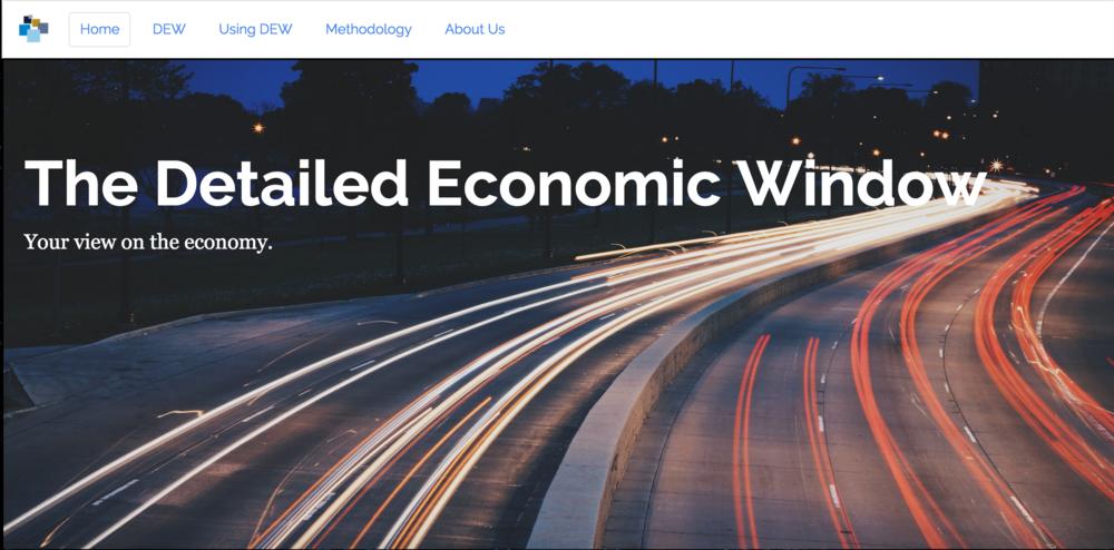 detailed economic window