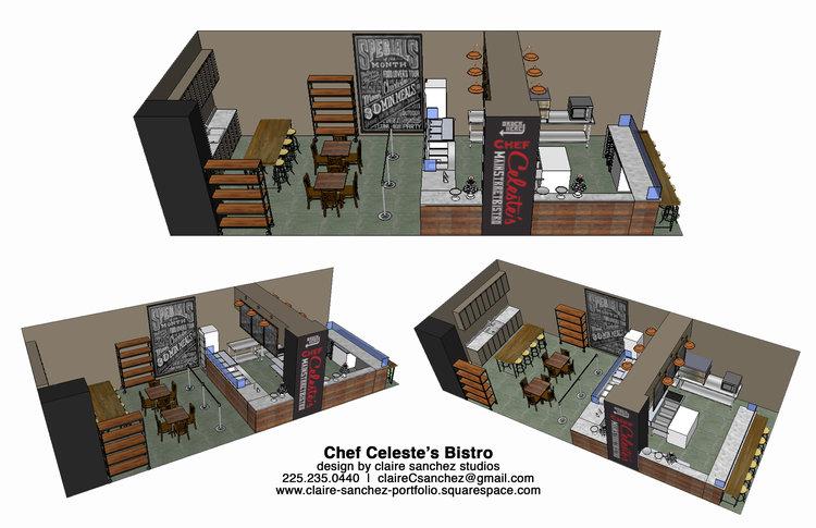 Interior & commercial design u2014 claire sanchez portfolio