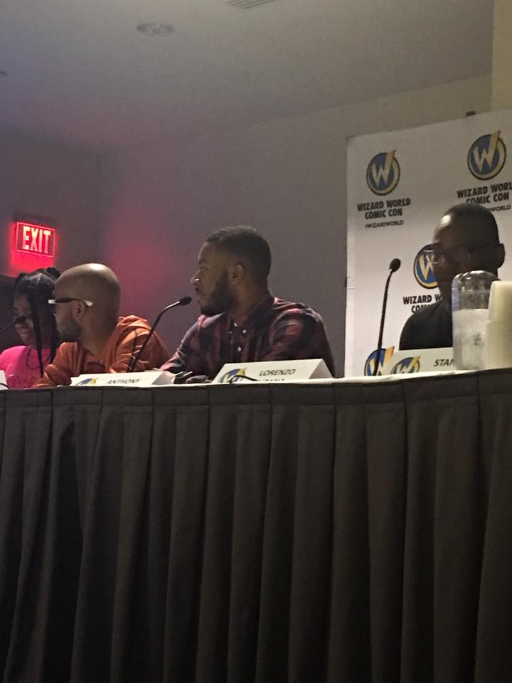 Diversity in Comics at Wizard World St. Louis