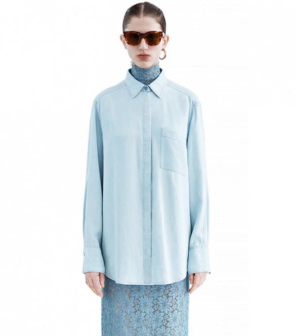 Acne Studios    Addle Shirt   ($290)