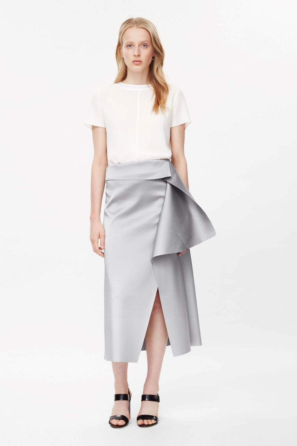 Structured Skirt From COS