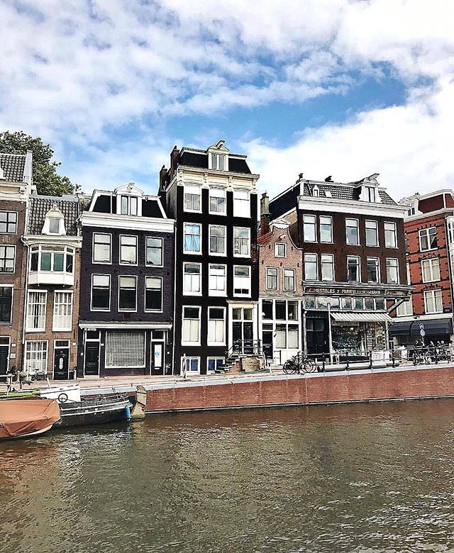 Amsterdam - you add glamour to my feed 🇳🇱 #summer17 #amsterdam