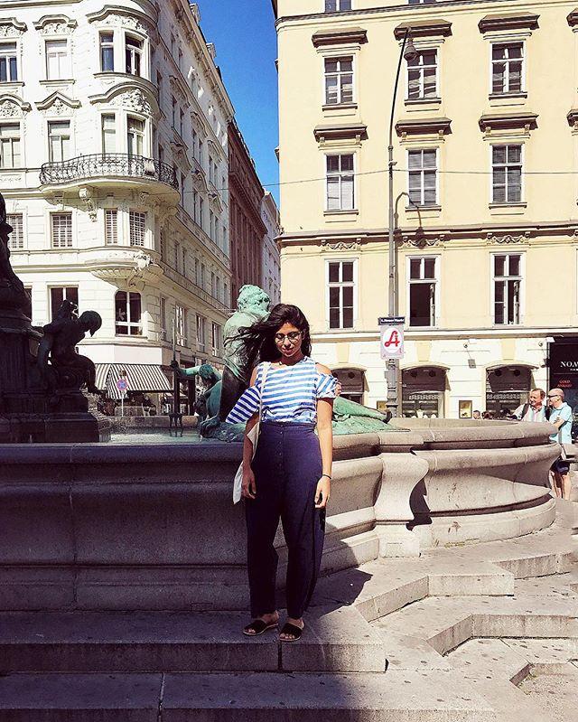 Austrian is my new favorite adjective❗️#vienna #austria #summer17