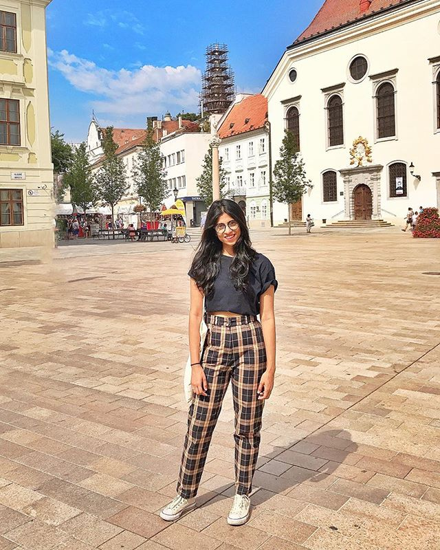 I found ma 👖, I'm ready to go home! #bratislava #slovakia #summer2017