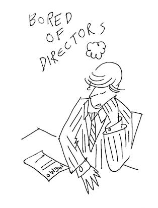 bored of directors