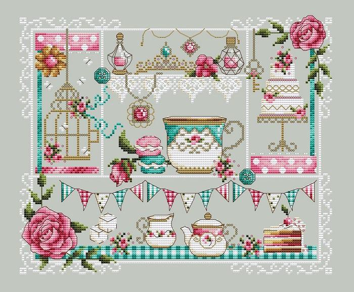 Shannon Christine Designs Cross Stitch Patterns