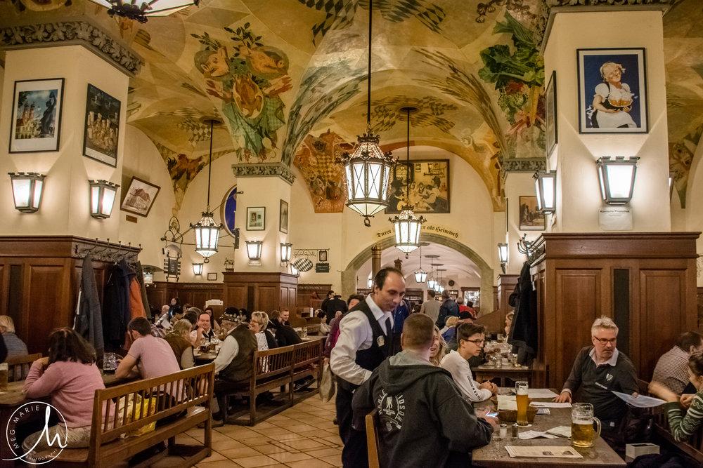 Hofbrauhaus (HBhaus) Munich - Best Beer Halls