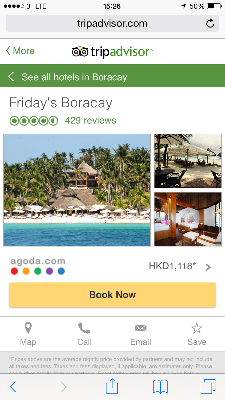 Screenshot Boracay