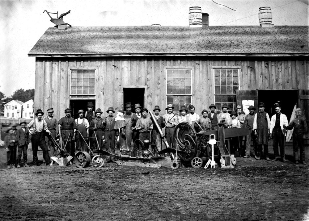 Kohler's first manufacturing facility in Wisconsin.