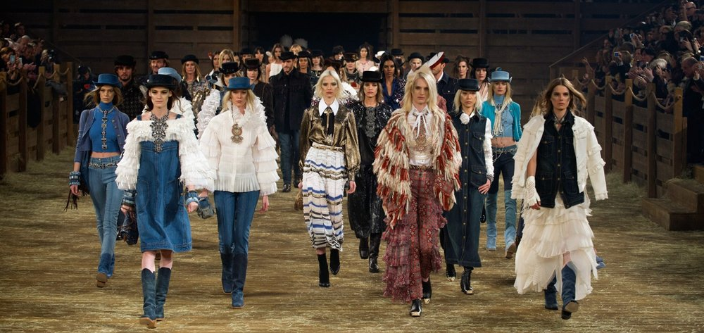 CHANEL Métiers D'Art 2013 show in Dallas, Texas.