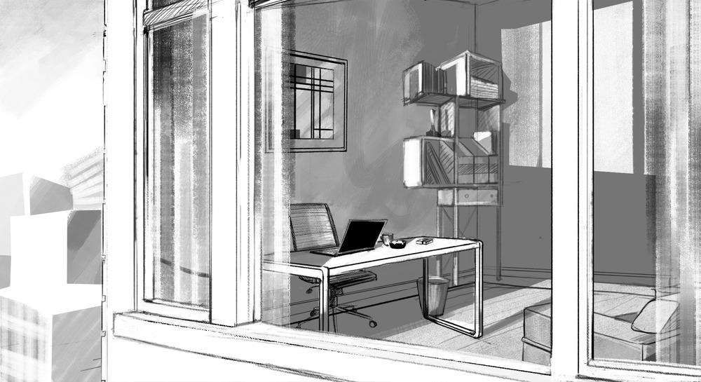 Luma bg sketch