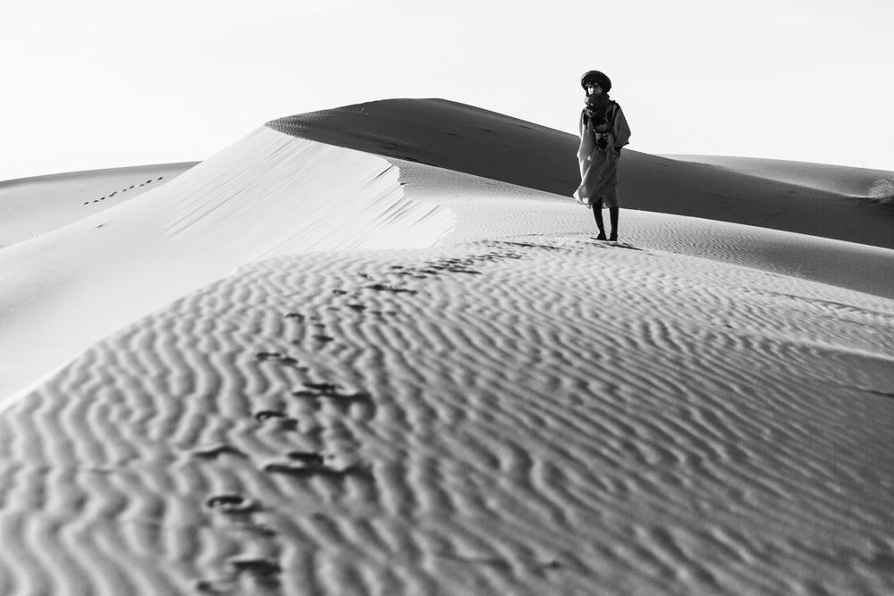 Western Sahara frontier