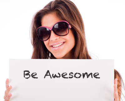 Be.Awesome