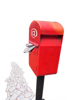 Spammed-Mailbox