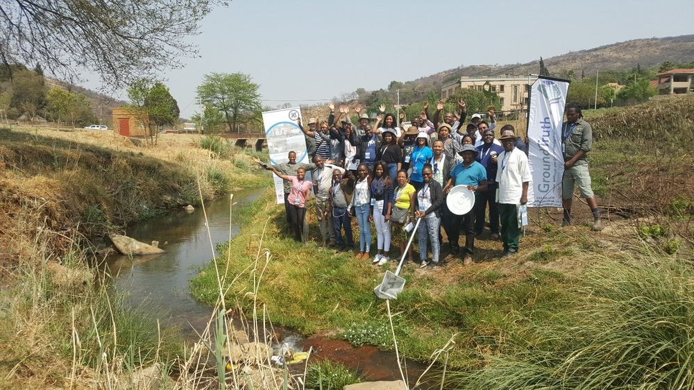 Thirteen countries were represented at a World Rivers day activity in Johannesburg, South Africa.  Countries present included: Tanzania, Democratic Republic of Congo, Angola, Namibia, Botswana, Zambia, Zimbabwe, Eswatini (formerly Swaziland), Lesotho, Madagascar, Mozambique, Malawi and South Africa. In addition to citizen science water quality monitoring and action taking the group developed a   Manifesto for Rivers   (See below).