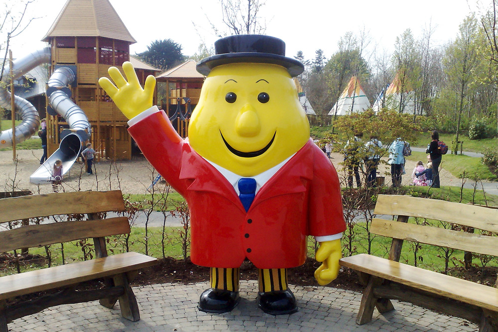 Mr Tayto Sculpture