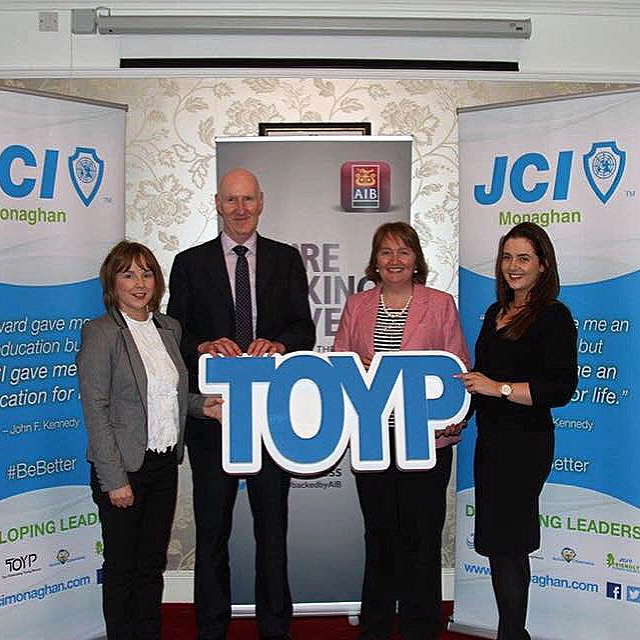 JCI Monaghan launching TOYP this week