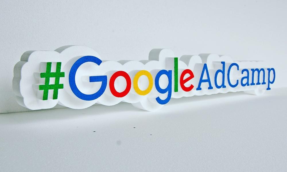 Google AdCamp Prop