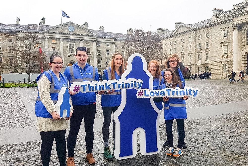 Trinity College Dublin - Open Day 2016