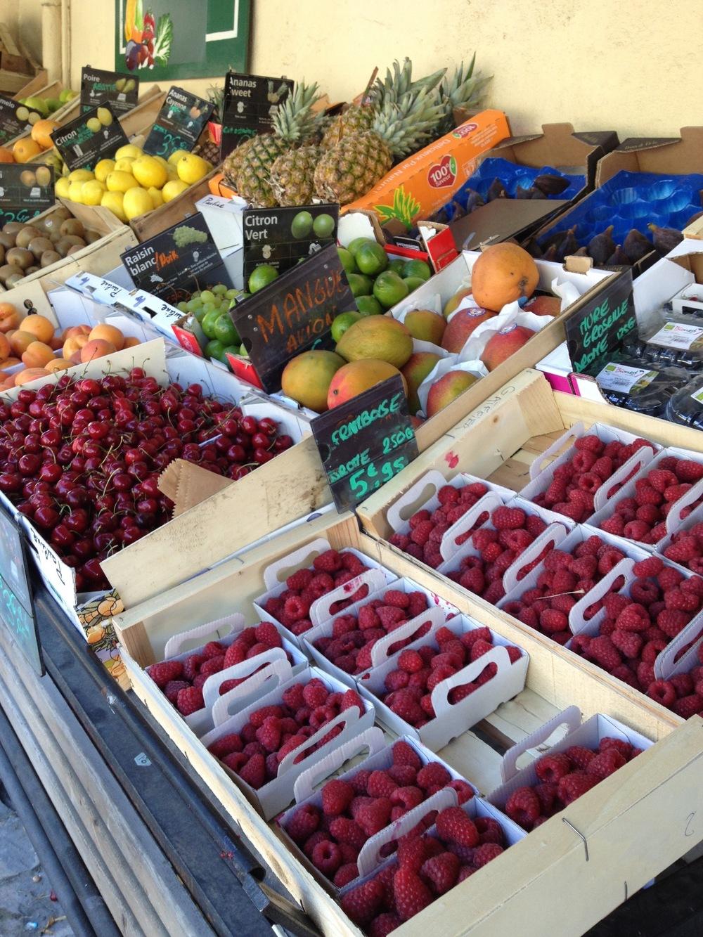 Provencal Market, France