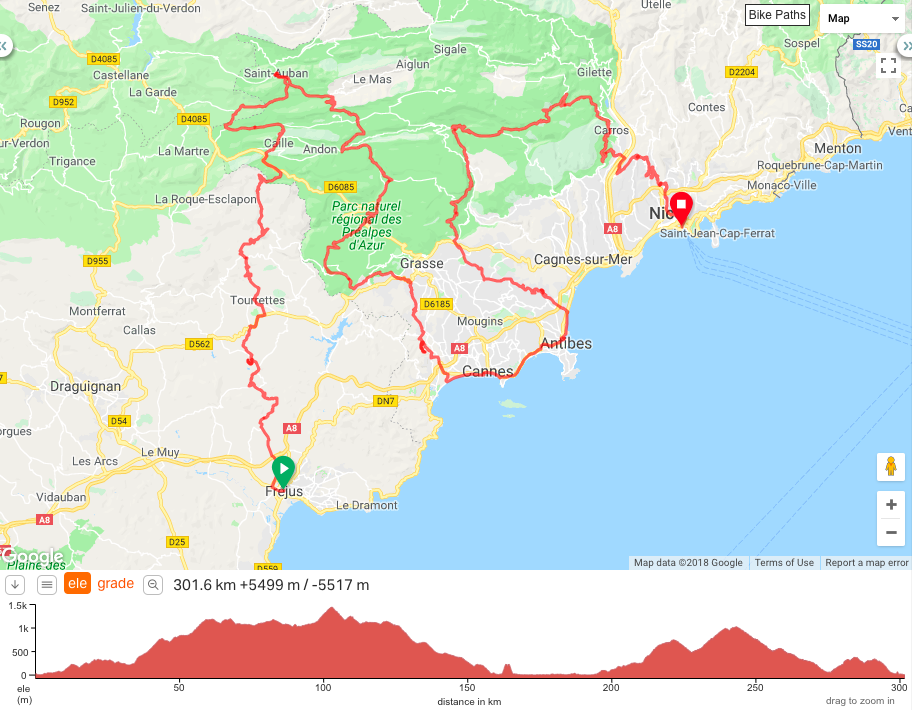 Fantastic Cycling Itineraries can be linked together to explore this Region on The Border with Liguria - LOdging & Great dining abound