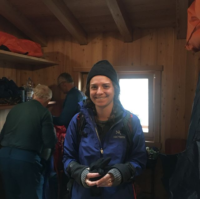 Hiking the Brenta Dolomites above Madonna di Campiglio with @the_willa