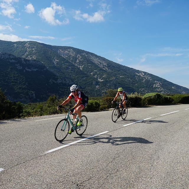 Exploring the Rhône by bike #vaucluse #cycling #biketrip #septembervacation #biking #rhône