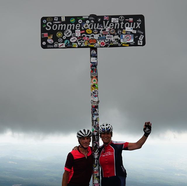 Provence cycling sojourn #montventoux