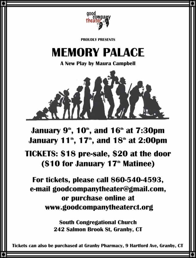 Memory Place Poster