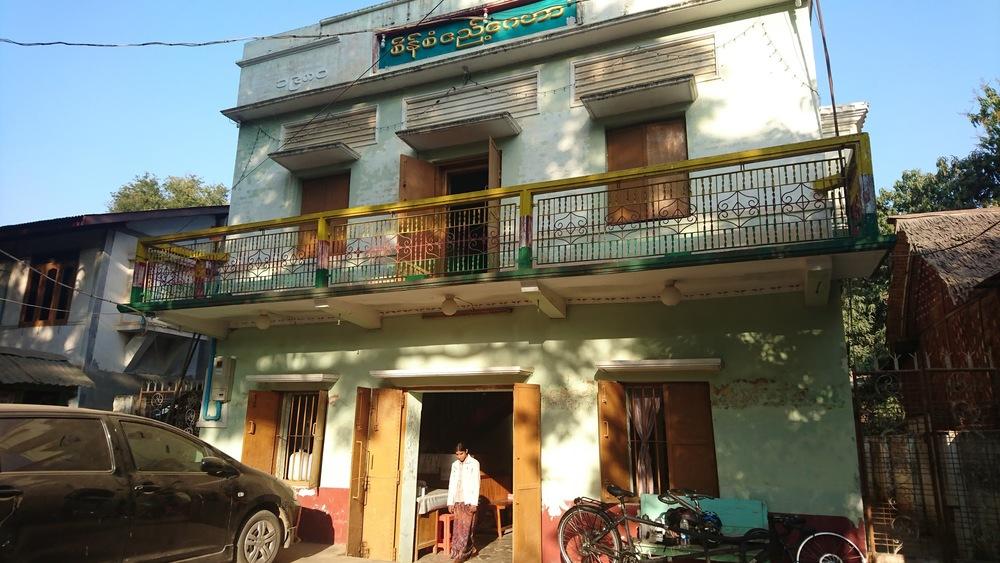 Sein San Guest House, 16th Street, Magwe. 063-23799/09-401666606