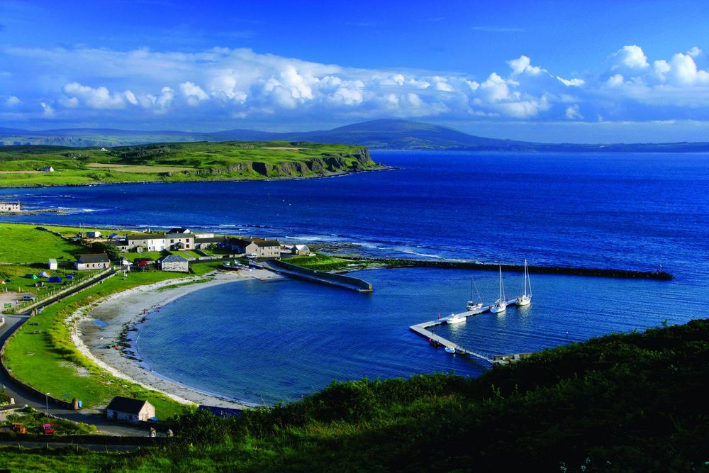 Rathlin Island. Photo courtesy of   Discover Northern Ireland  .