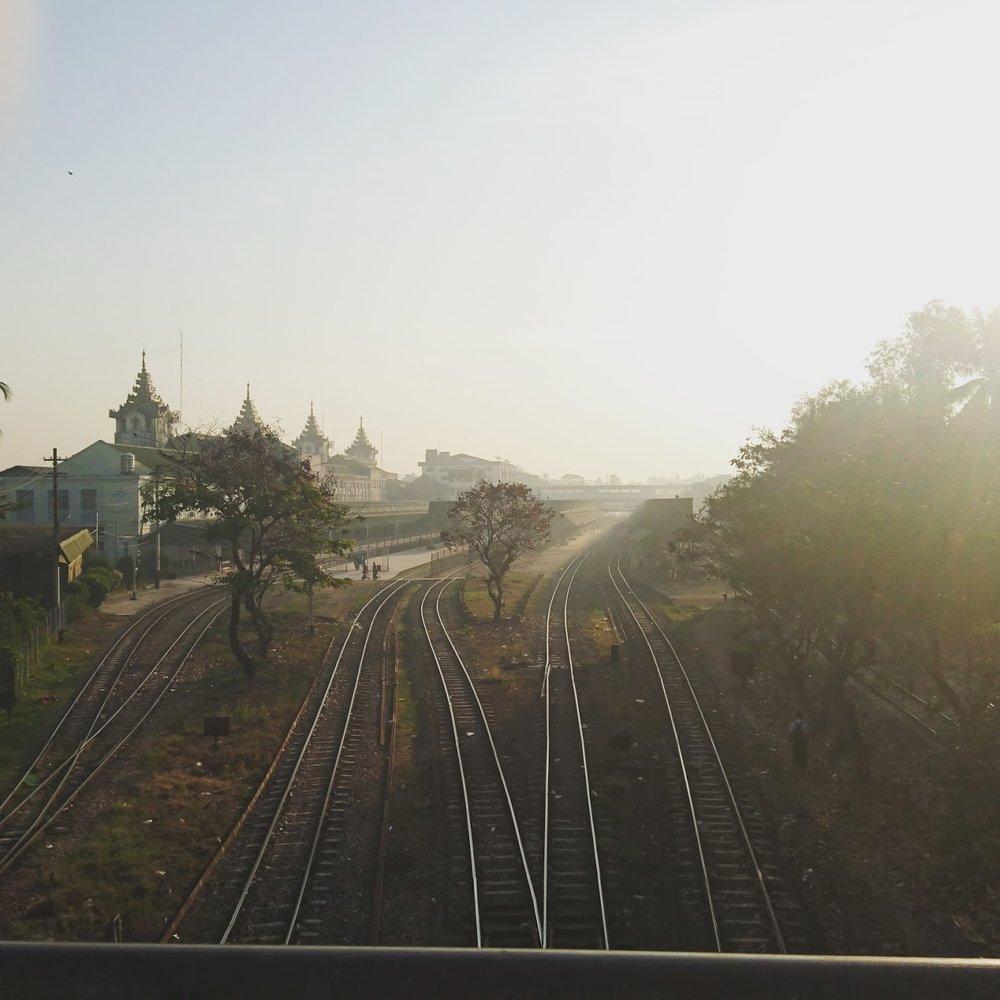Burma   January/February 2016.