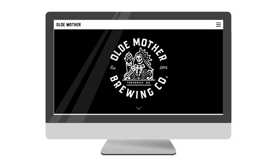 Olde Mother Brewing (php/custom wordpress theme)