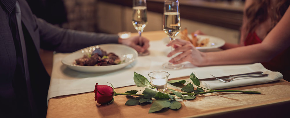 Unser Valentins-Arrangement 2019