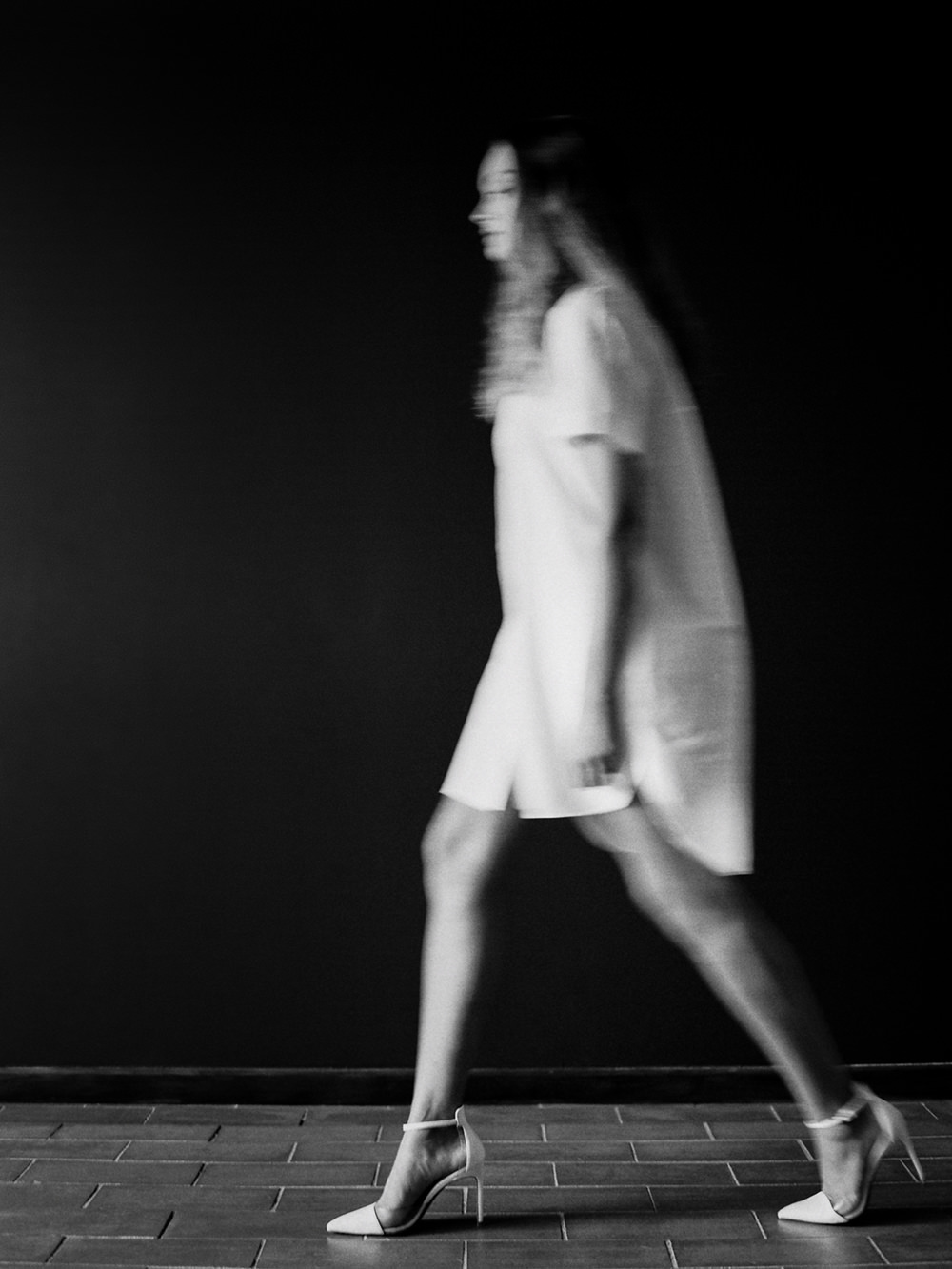 timeless film fashion editorial for portuguese magazine