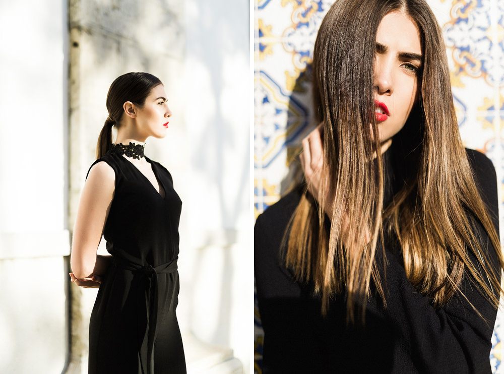 editorial fashion photography in faro, portugal