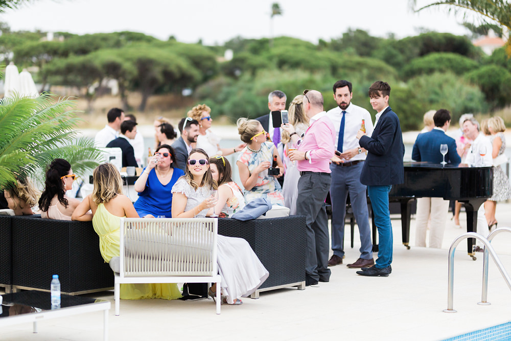 casa do lago algarve wedding