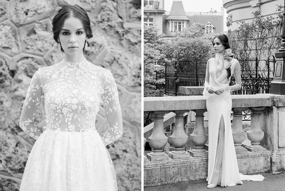 fashion bride wedding photography in paris
