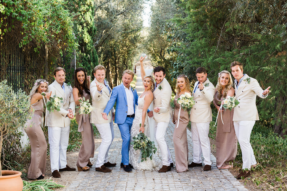 portugal fineart wedding photography bridal party agostos