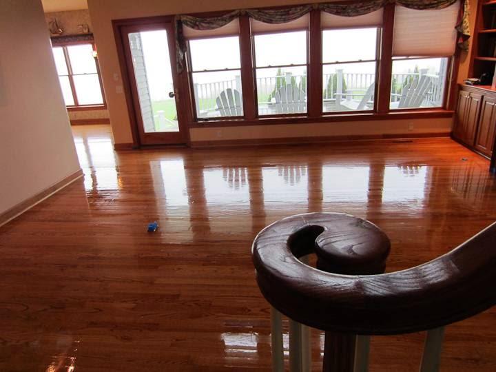 Tree Town Refinishing - Hardwood floor estimate