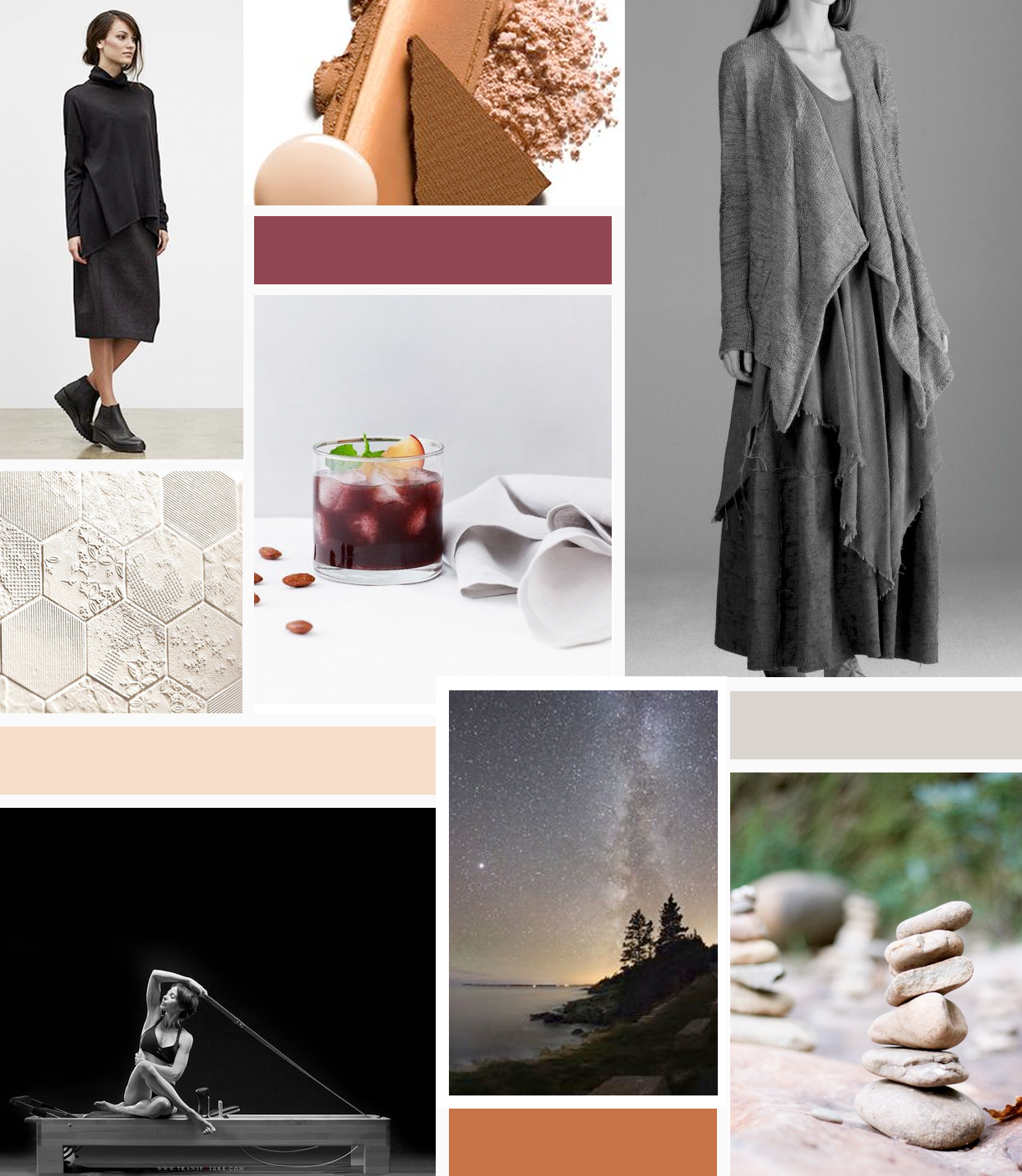 Dorothy Northern Mood Board | Branding by Creative Type A