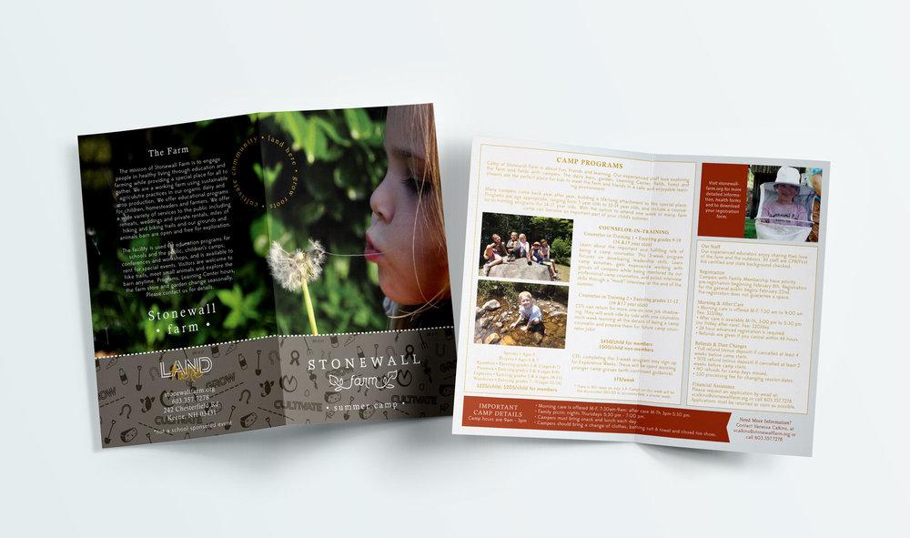 Stonewall Farm Brochures