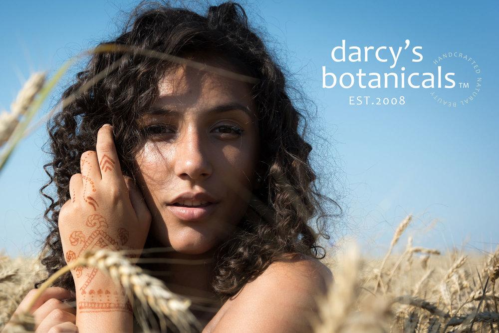Darcy's Botanicals Brand Development