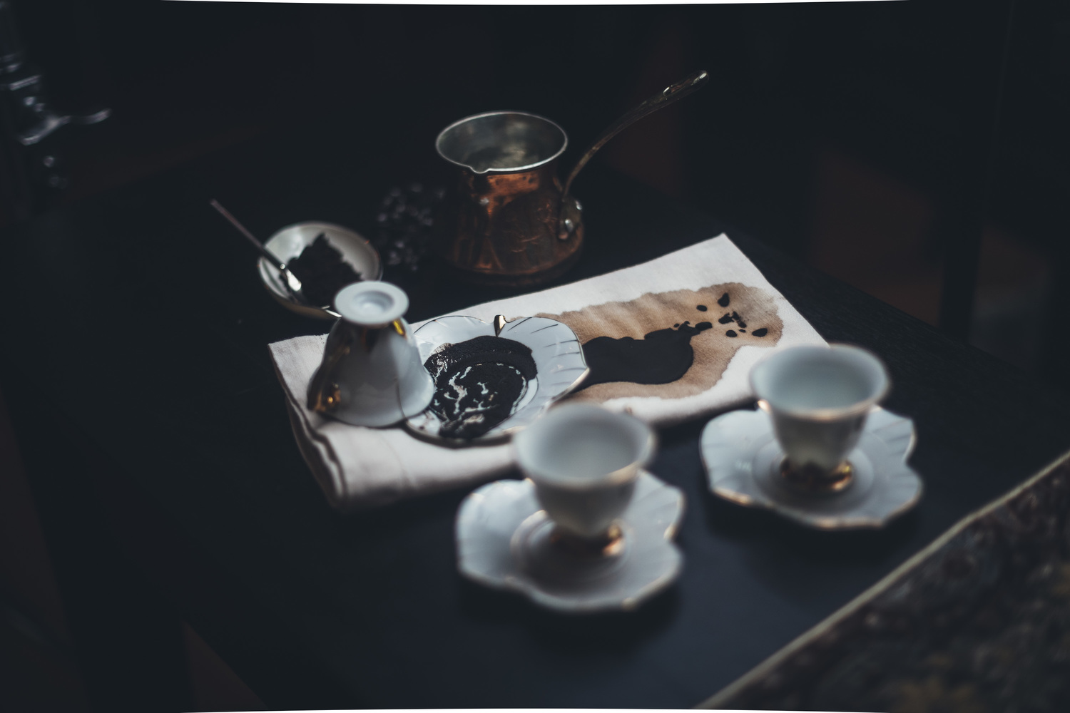 Beyond the cup psychic turkish coffee readings img9645g buycottarizona Image collections