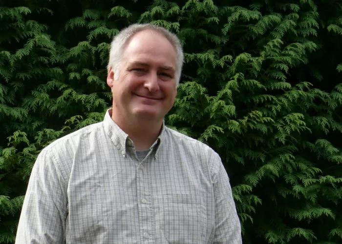Professor Trevor Telfer of the Institute of Aquaculture