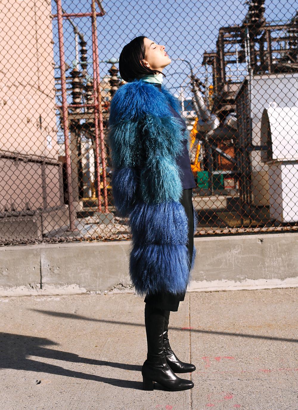 Fur Trend: Technicolor Dream Coats | 4.8.15