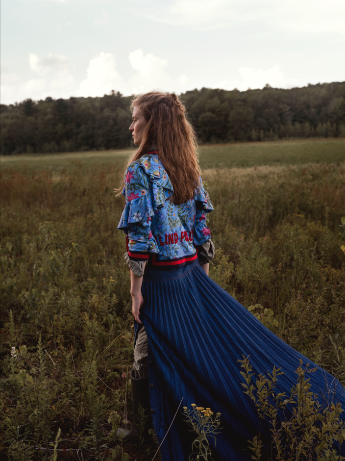 Resort 2017 Collections: Farm to Fashion, Styled by Mayte Allende