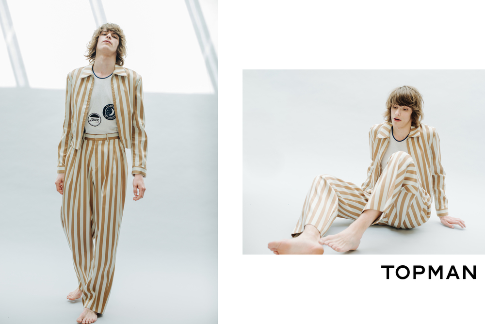 TOPMAN S/S 16 Shoot
