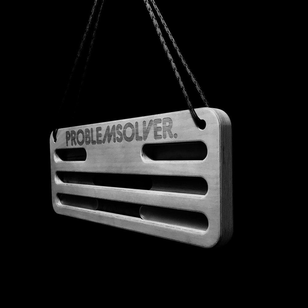 Problemsolver hangboard climbing tilt neutral